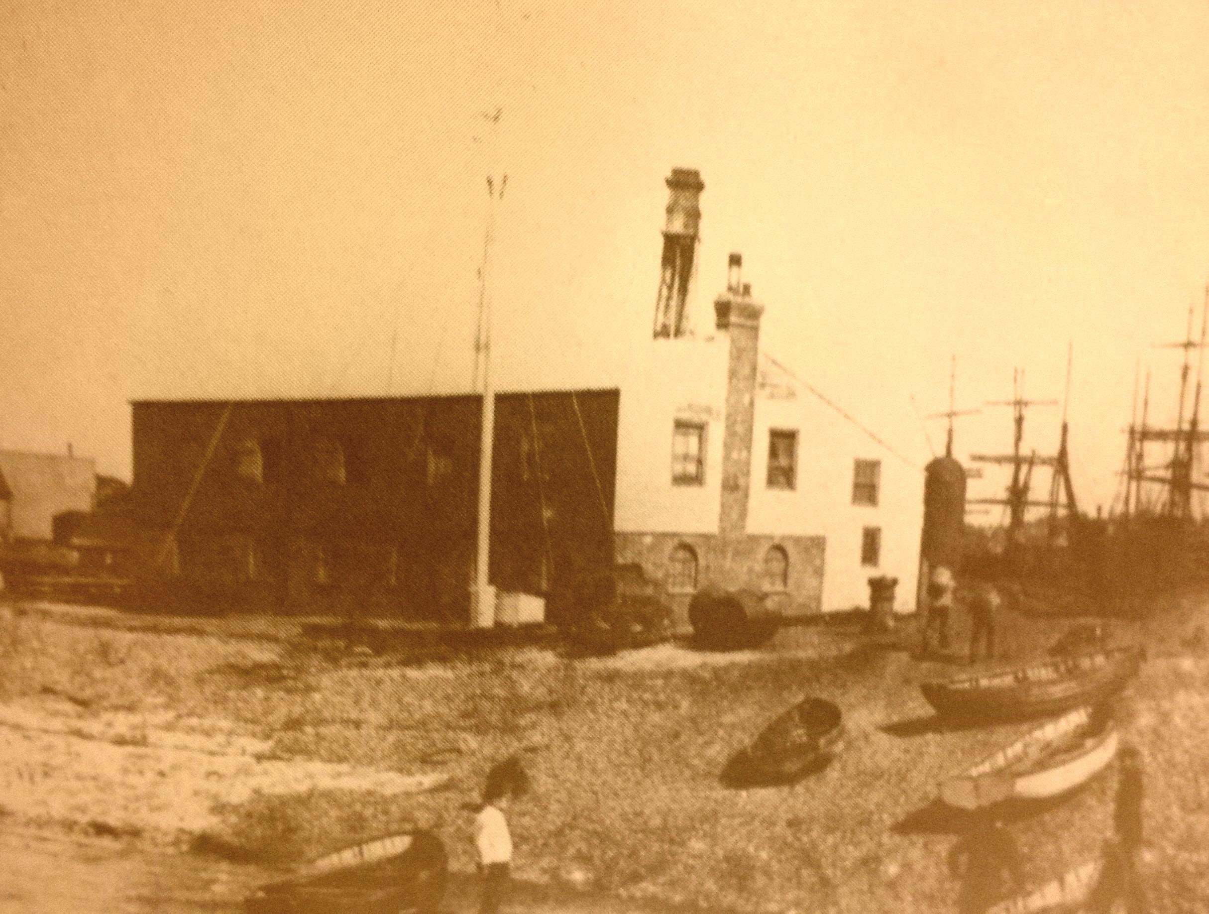 East Quay - 1900s