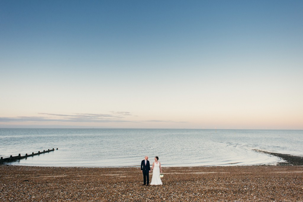 Quirky Seaside Wedding