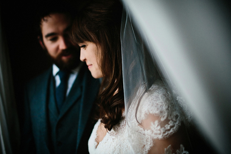 An Intimate Handfasting Ceremony for a Winter Wedding in Whitstable